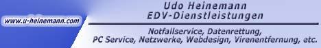 U.Heinemann-EDV-Dienstleistungen